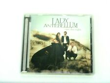 Lady Antebellum Own the Night CD 2011 Country
