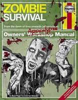 Haynes Zombie Survival Manual H5473