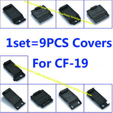 1set AC/Side Rear USB/COM/VGA/Earphone/Modem/1394/Lan Cover For Toughbook CF19