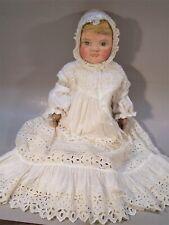 Nice 21 inch Antique Philadelphia Baby Cloth Doll
