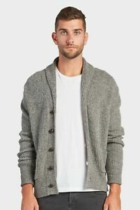Academy Brand Hemmingway Cardi - Grey