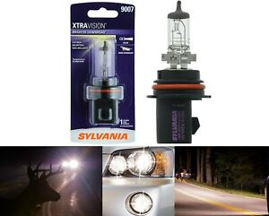 Sylvania Xtra Vision 9007 HB5 65/55W One Bulb Head Light Replacement DOT OE Lamp