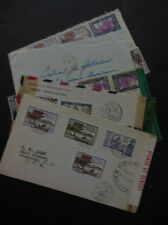 NEW CALEDONIA : Nice group of 5 covers including 3 Censored.