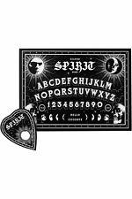 Killstar Spirit IV Occulte Ghosts Paranormal Gothique Sorcière Ouija KSRA002743