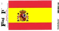 SPAIN LAMINATED CAR SELF ADHESIVE VINYL DECAL STICKER NEW