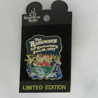Disney The Rescuers Anniversary OTC 1977 Pin