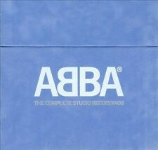The Complete Studio Recordings [CD/DVD] [Box] [Limited] by ABBA (CD,...