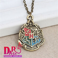 New Harry Potter HERMIONE GRANGER'S HOGWARTS School PENDANT Necklace with Chain