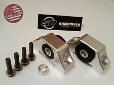 StreetRays BILLET ENGINE MOTOR TORQUE MOUNT KIT Civic 92-00 & Integra 94-01