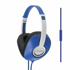 Koss UR23i Headphone Blue Microphone for answering calls