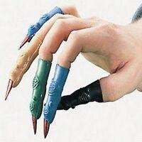 Pack of 10 - Halloween Monster Alien Fingers