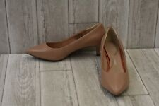 Rockport Total Motion Kalila Pumps - Women's Size 9 W - Taupe