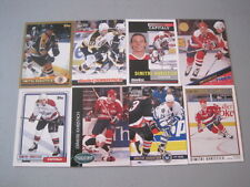 Z) Lot of 60 DIMITRI KHRISTICH HOCKEY CARDS HUGE SP AUTHENTIC PACIFIC STADIUM