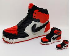 Sneaker LEGO Building Block Air Jordan 1 Air Yeezy 2