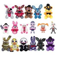 Five Nights at Freddy's Sister Location Plush Toy Stuffed Doll Christmas Gift