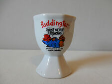 Lovely Little Vintage Paddington Egg Cup 1991 Excellent Condition