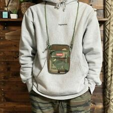 Supreme Utility Pouch Camo One Size 100% Authentic SS19 Summer 2019 Bag