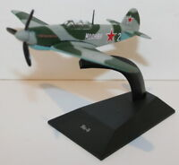 1:90 Scale Diecast Russian Fighter Plane Model - Yakovlev Yak-9 Soviet Air Force