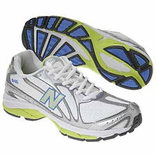 New Balance WR645LB White/Silver Running Shoes 7