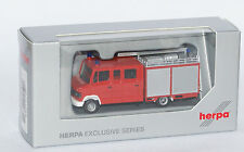 "Herpa Exclusive 297301  Mercedes-Benz T2 LF8/6  ""Fire Engine"" in 1:87"