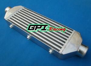 intercooler 400X155X60 MM UNIVERSAL for any CAR race TURBO INTERCOOLER