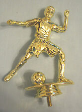 """lot of 20 junior soccer female trophy parts 5"""" tall Pdu 5048-G"""