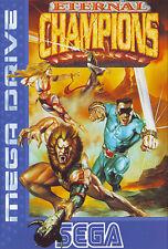 ## SEGA Mega Drive - Eternal Champions - TOP / MD Spiel ##
