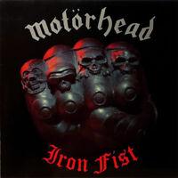 MOTÖRHEAD iron fist GER MOTORHEAD