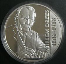 PAYS-BAS  - 25 ECU 1998 - WILLEM DREES - Argent -  BE