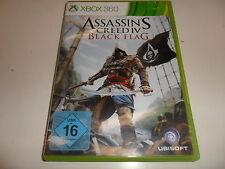 XBox 360  Assassin's Creed 4: Black Flag
