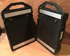 Peavey Mini Monitor Pair Vintage Usa Made No Reserve
