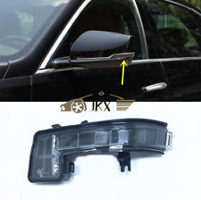 Left LH Side Rear View Mirror Lamp Turn j Lights For Cadillac CT6 2016-2018