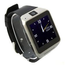 Original DZ09 Black Smartwatch Phone For Android IOS Bluetooth,Camera