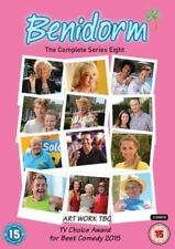 Benidorm Series 8 DVD 29th February 5014138609122 Wq Fast Delivery