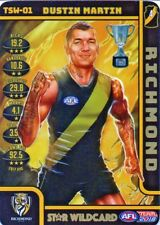 2018 DUSTIN MARTIN RICHMOND TEAMCOACH PREMIERSHIP TROPHY #TSW-01 STARWILD CARD