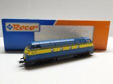 HO Scale - ROCO - 43548 BELGIAN SNCB DIESEL LOCOMOTIVE TRAIN #6215