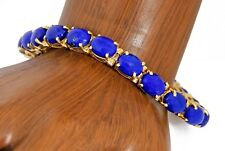 Rare VTG RH & Company Natural Lapis Lazuli 24.36 tcw in 14k SOLID Yellow Gold