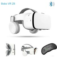 "BOBO VR Z6 Bluetooth 3D Glasses Virtual Reality Headset With Remote 4.7""-6.5"""