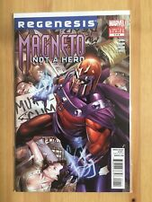 Marvel Comics Magneto Not A Hero #1 & #2 Limited Series Comic (2011, Marvel) NM