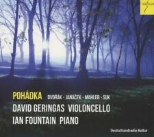 GERINGAS/FOUNTAIN - POHADKA CD KAMMERMUSIK KLASSIK NEW+ DVORAK/JANACEK/MAHLER/+