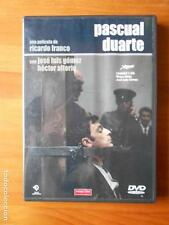 DVD PASCUAL DUARTE - RICARDO FRANCO - JOSE LUIS GOMEZ - HECTOR ALTERIO (N5)