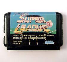 SUPER LEAGUE '91 (JAP) - Jeu Megadrive/ Game for Sega Mega Drive (NTSC/J)