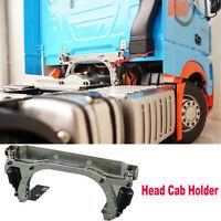 1//14 wtbcar lesu rear head cab exhaust holder for tamiya All semi truck tamiya