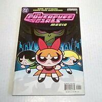 Powerpuff Girls Movie: The Comic #1 (DC)2002 -- VF/VF+ -- MOJO JOJO!!!