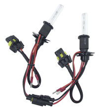 2x Xenon 55W H1 HID Headlight Light Lamp Bulbs beam 5000K