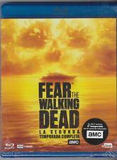 BLU-RAY FEAR THE WALKING DEAD 2º TEMPORADA COMPLETA