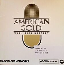 RADIO SHOW: DICK BARTLEY'S AM GOLD 10/7/95 TOP 20 HITS & HEADLINES CLASS OF 1967