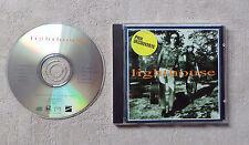 CD AUDIO MUSIQUE INT / LIGHTHOUSE (ARTIST) CD ALBUM 1993 10T ROCK ROSEBUD