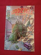 Godzilla King of Monsters #7 Dark Horse Comic High 1995 VF NM