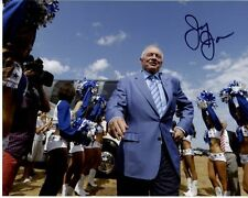 JERRY JONES signed autographed NFL DALLAS COWBOYS CHEERLEADERS photo